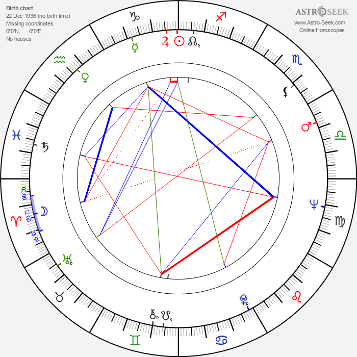 Airi Honkaniemi - Astrology Natal Birth Chart