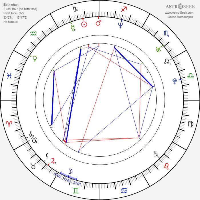 Aleš Píša - Astrology Natal Birth Chart