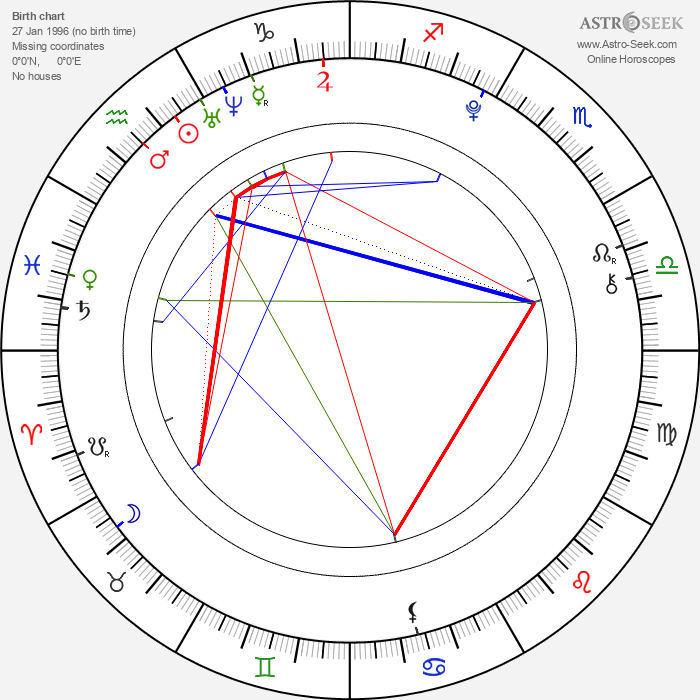 Aliyah Flowers - Astrology Natal Birth Chart