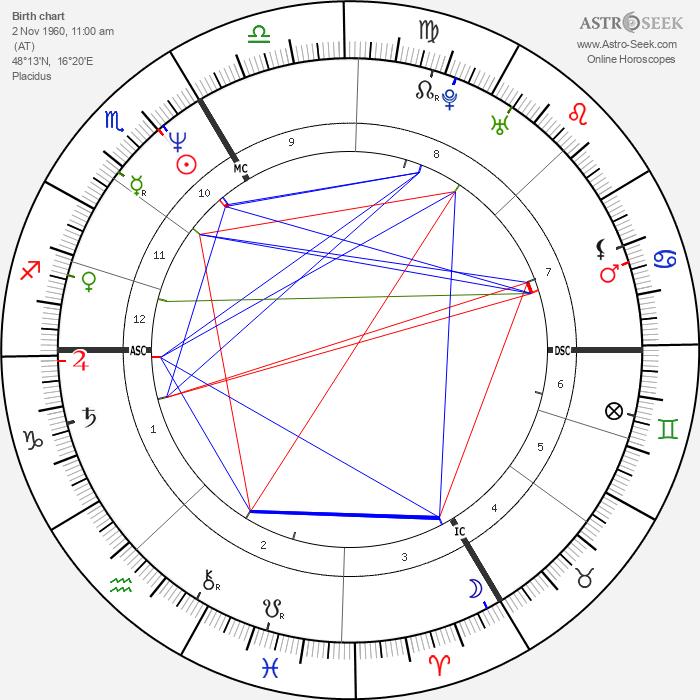 Andy Borg - Astrology Natal Birth Chart