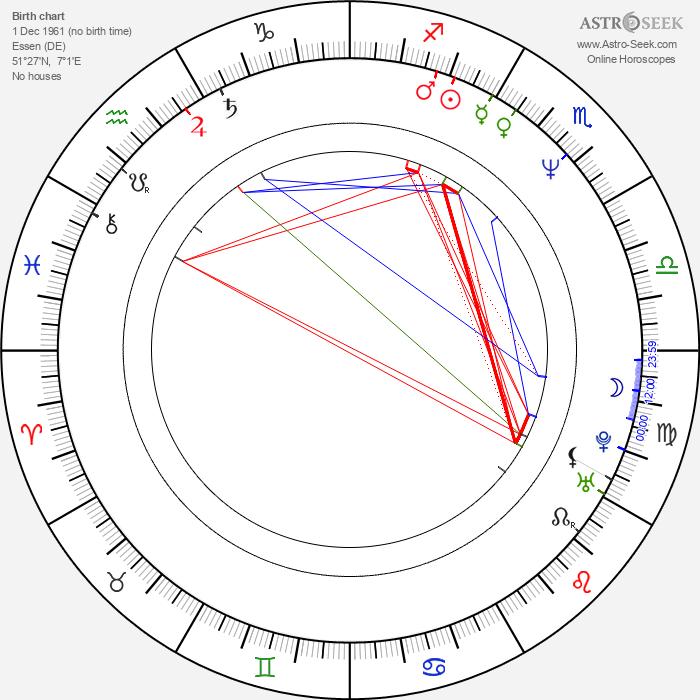 Armin Meiwes - Astrology Natal Birth Chart