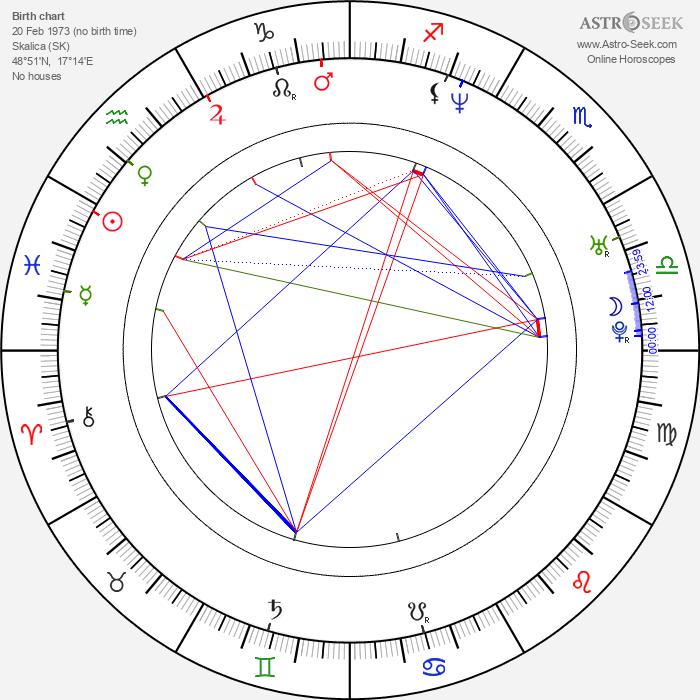 Braňo Polák - Astrology Natal Birth Chart
