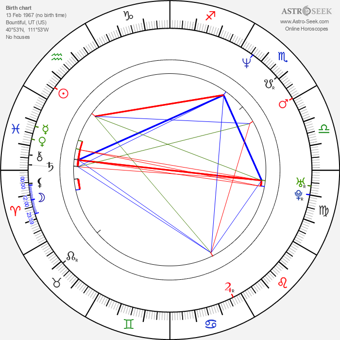 Bryan H. Carroll - Astrology Natal Birth Chart