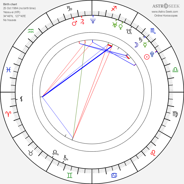 Cheong-a Lee - Astrology Natal Birth Chart
