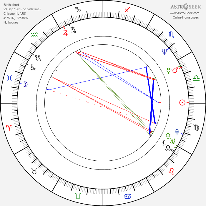 Chi McBride - Astrology Natal Birth Chart
