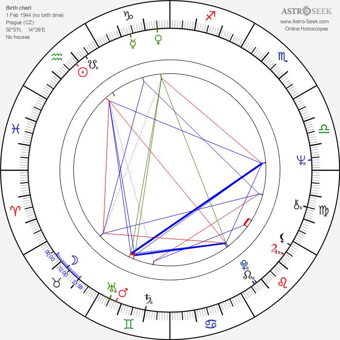 Christine Schorn - Astrology Natal Birth Chart