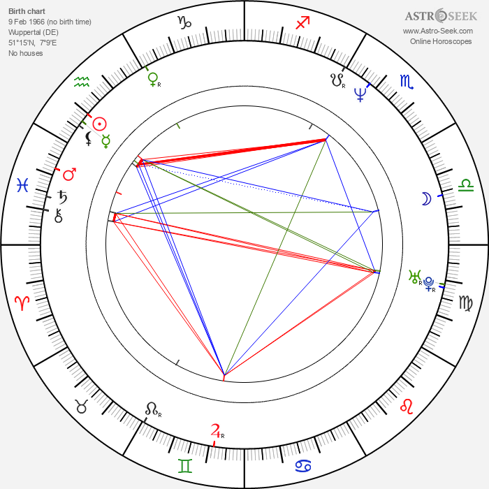 Christoph Maria Herbst - Astrology Natal Birth Chart