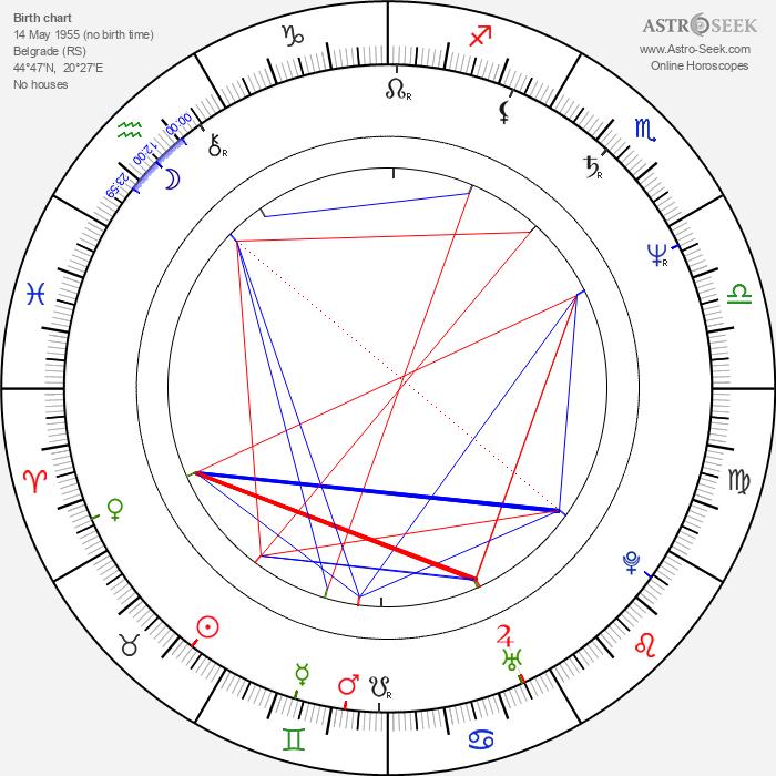Darko Bajić - Astrology Natal Birth Chart