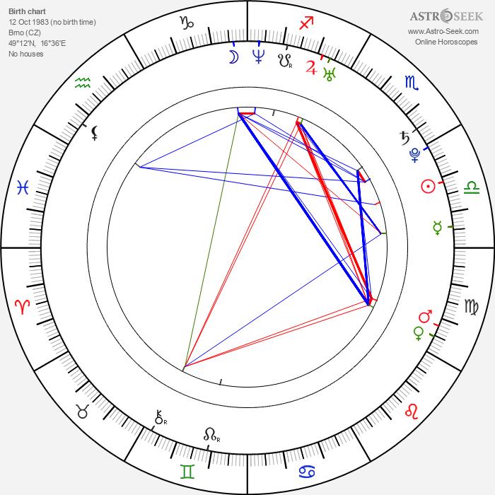 David Šír - Astrology Natal Birth Chart
