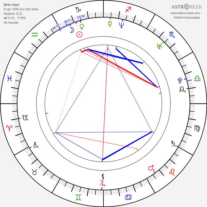 David Vaculík - Astrology Natal Birth Chart