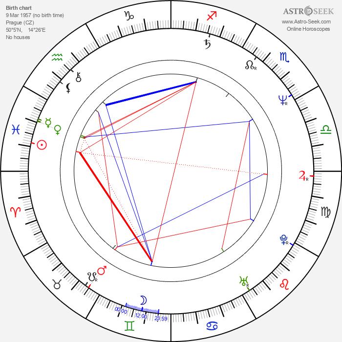 David Vávra - Astrology Natal Birth Chart