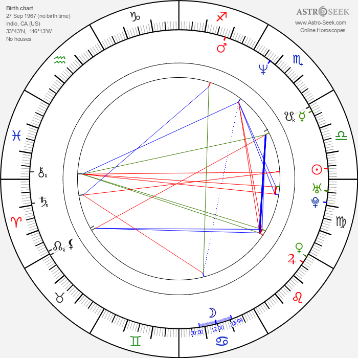 Debi Derryberry - Astrology Natal Birth Chart