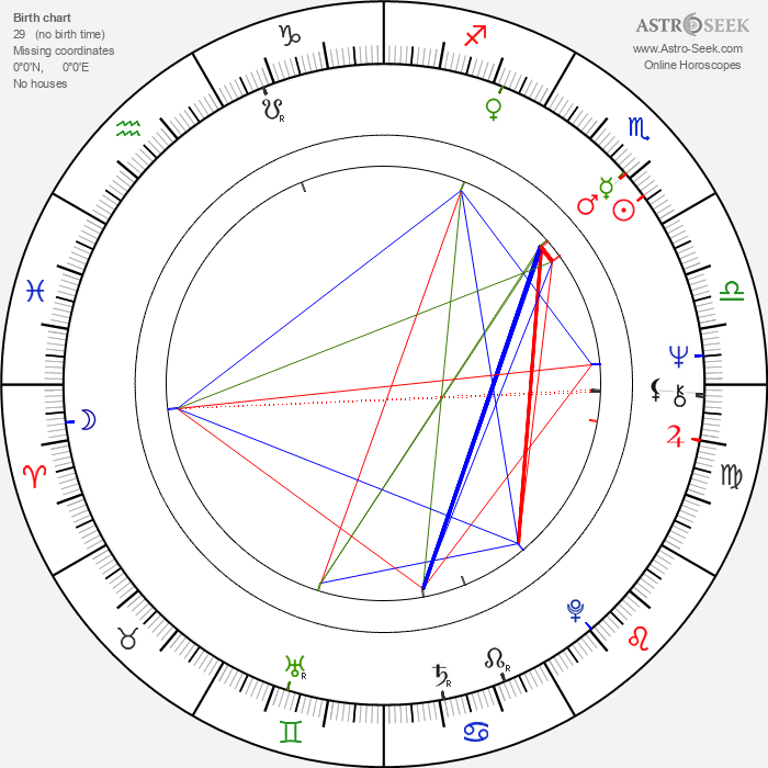 Denny Laine - Astrology Natal Birth Chart