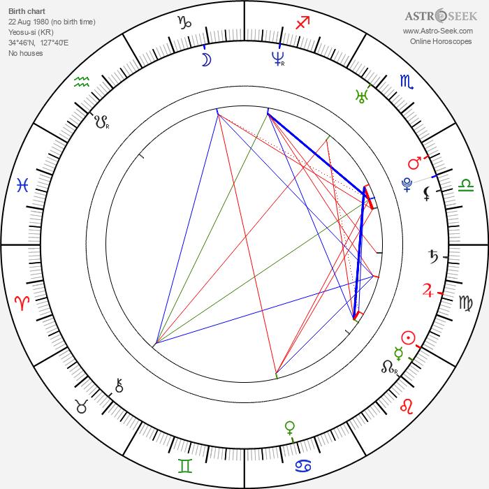 Eun-woo Lee - Astrology Natal Birth Chart