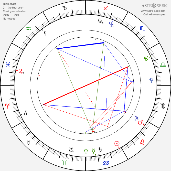 Florentine Lahme - Astrology Natal Birth Chart