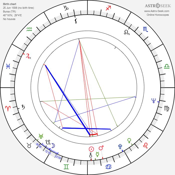 Gülsen Alniaçik - Astrology Natal Birth Chart