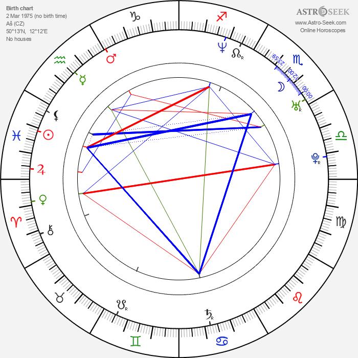 Hynek Tomm - Astrology Natal Birth Chart