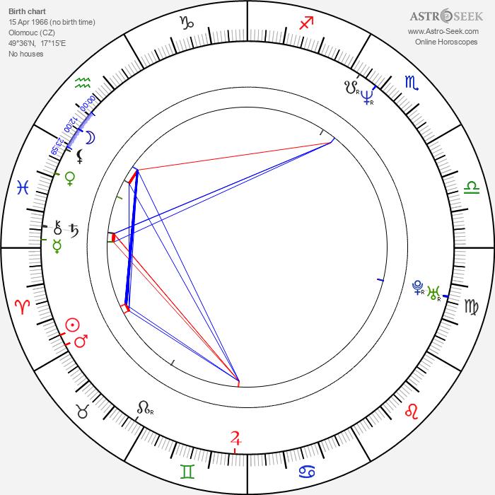 Igor Bareš - Astrology Natal Birth Chart