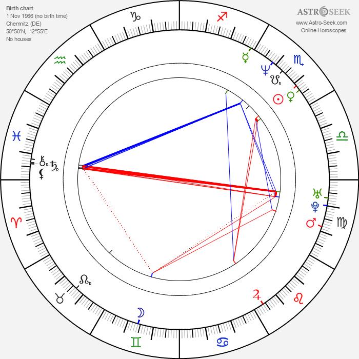 Ingo Steuer - Astrology Natal Birth Chart