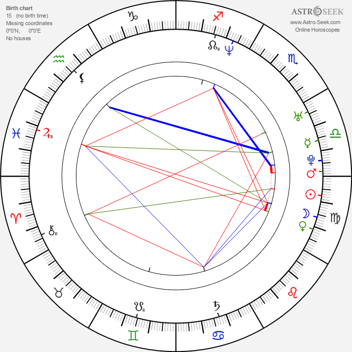 Jae-yun Jo - Astrology Natal Birth Chart
