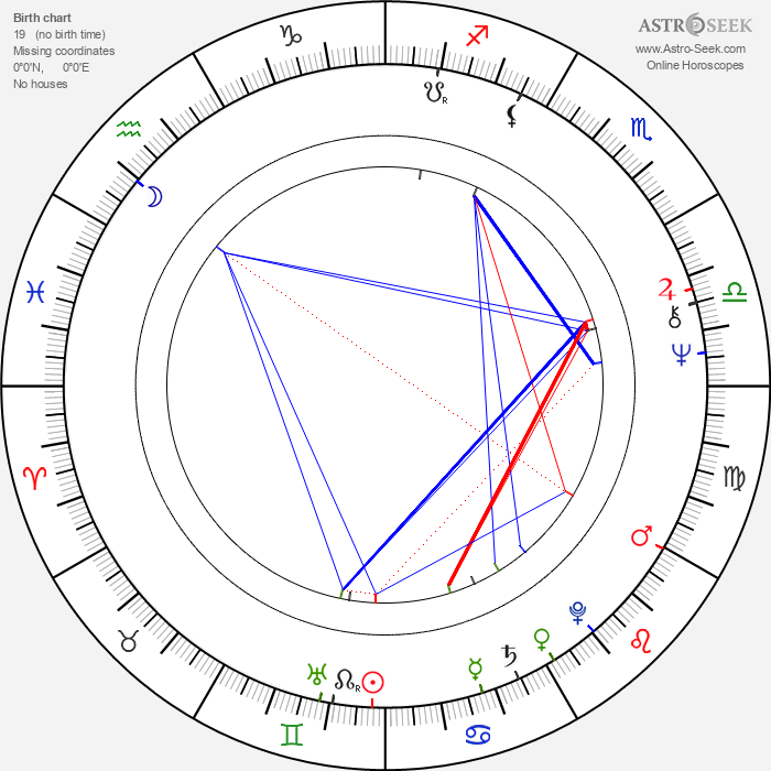 Jennifer Darling - Astrology Natal Birth Chart