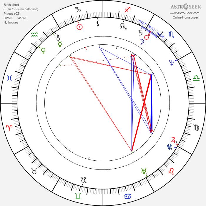 Jiří Růžička Jr. - Astrology Natal Birth Chart