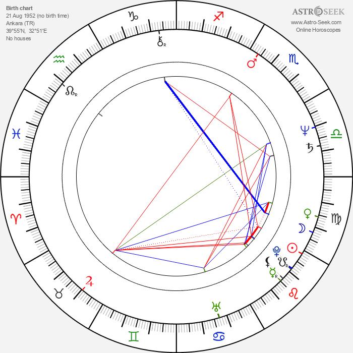 Joe Strummer - Astrology Natal Birth Chart