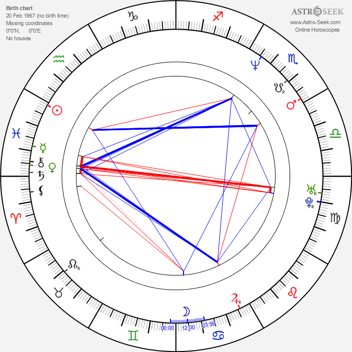 Justin Louis - Astrology Natal Birth Chart