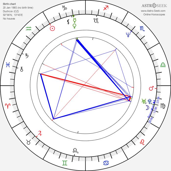 Kamil Střihavka - Astrology Natal Birth Chart