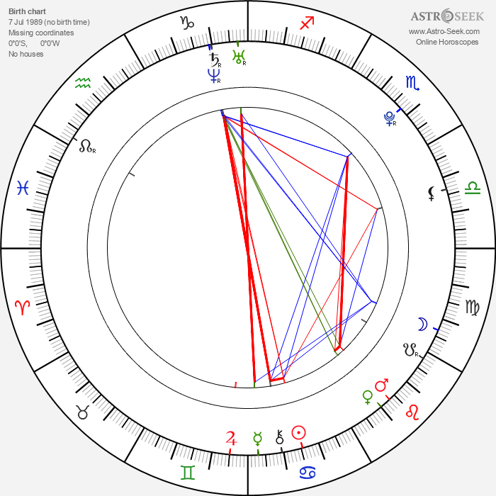 Kristine Crystalis - Astrology Natal Birth Chart