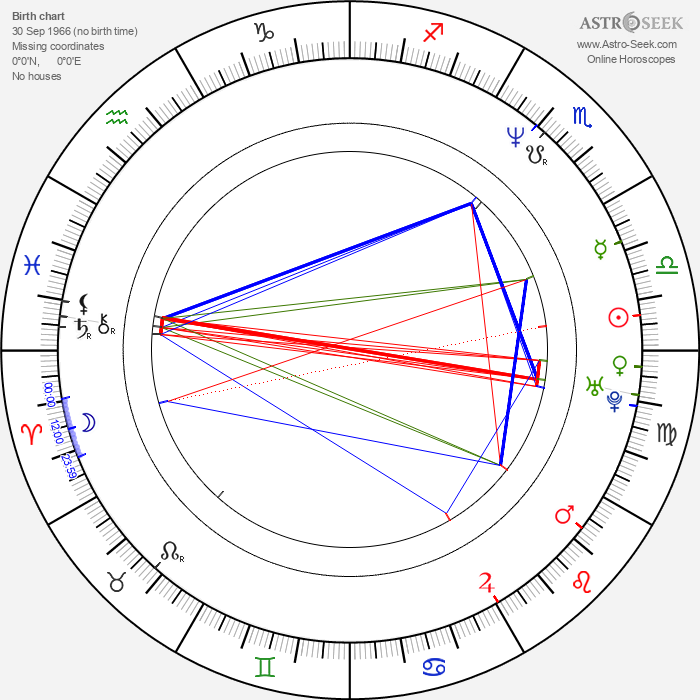 Lisa Thornhill - Astrology Natal Birth Chart