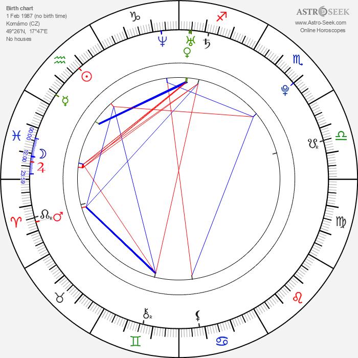 Marek Střeštík - Astrology Natal Birth Chart