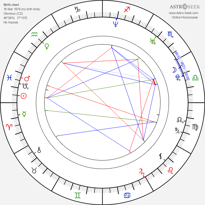 Marek Veróbal - Astrology Natal Birth Chart