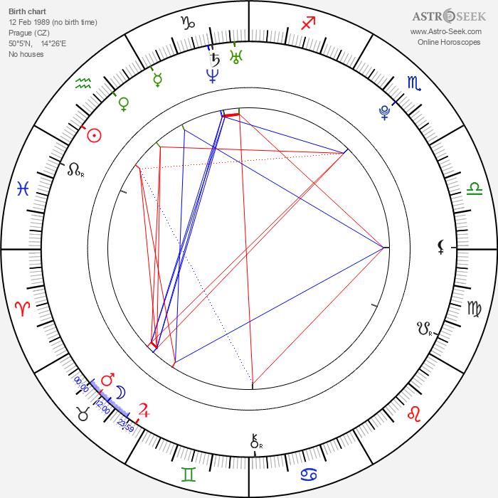 Martin Berkovec - Astrology Natal Birth Chart