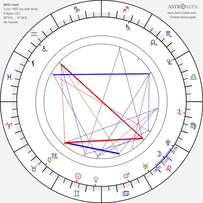 Martin Faltýn - Astrology Natal Birth Chart