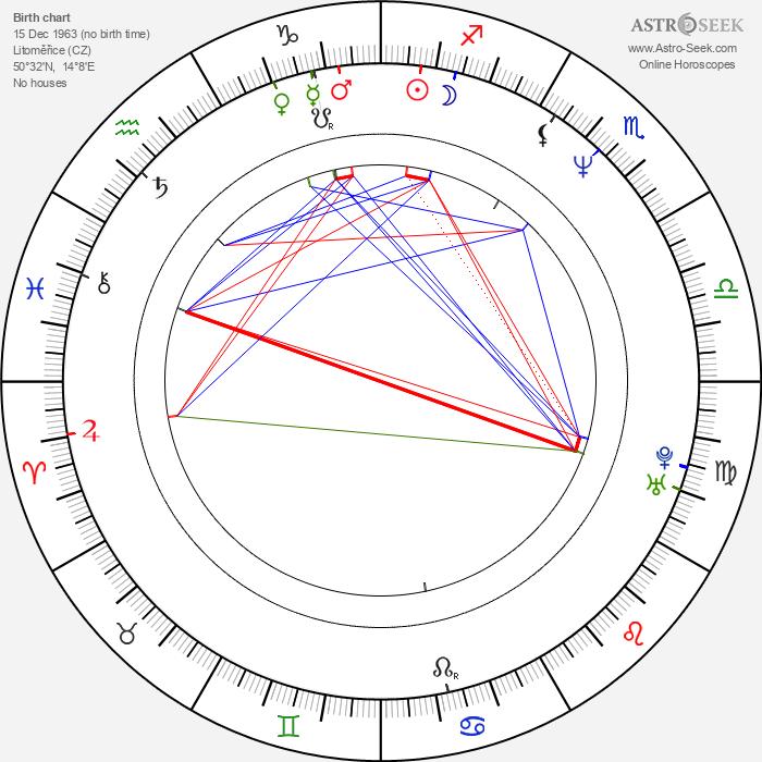 Martin Pouva - Astrology Natal Birth Chart