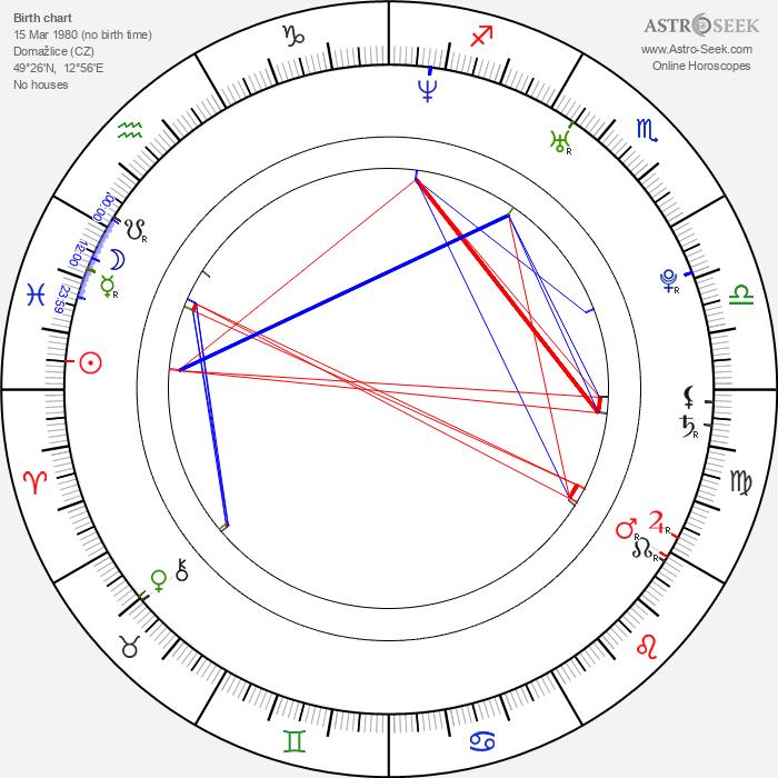Martin Verner - Astrology Natal Birth Chart