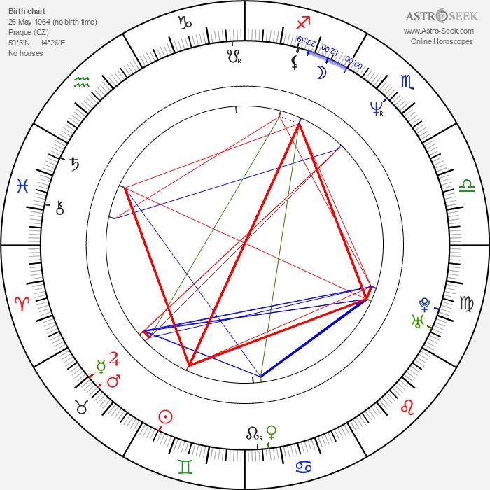 Michal Bregant - Astrology Natal Birth Chart