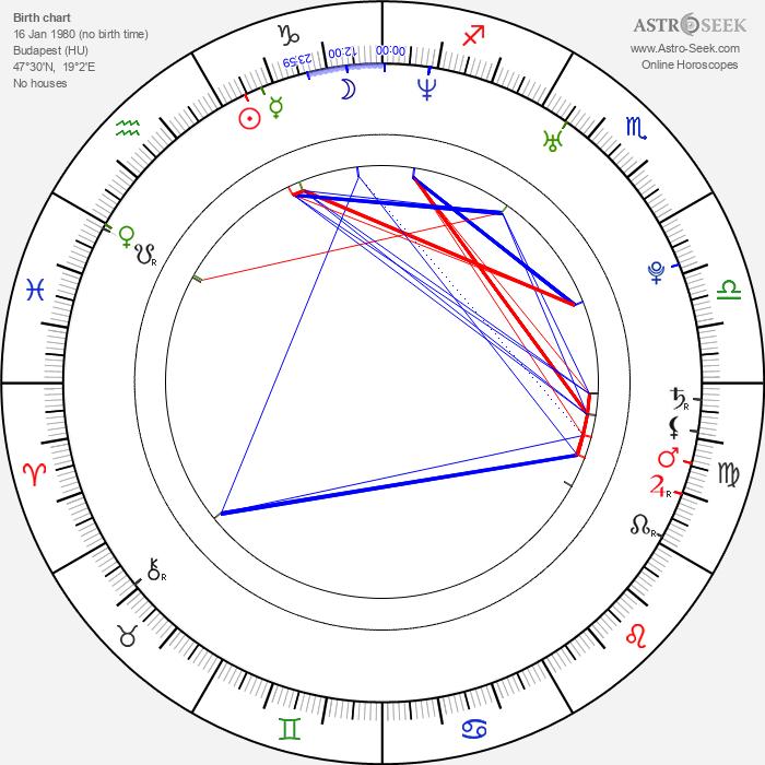 Michelle Wild - Astrology Natal Birth Chart