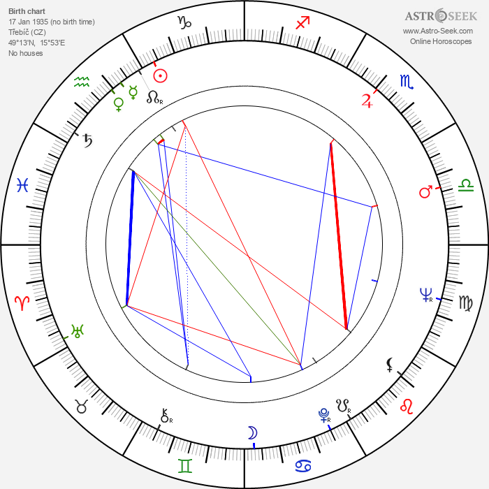 Milan Riehs - Astrology Natal Birth Chart