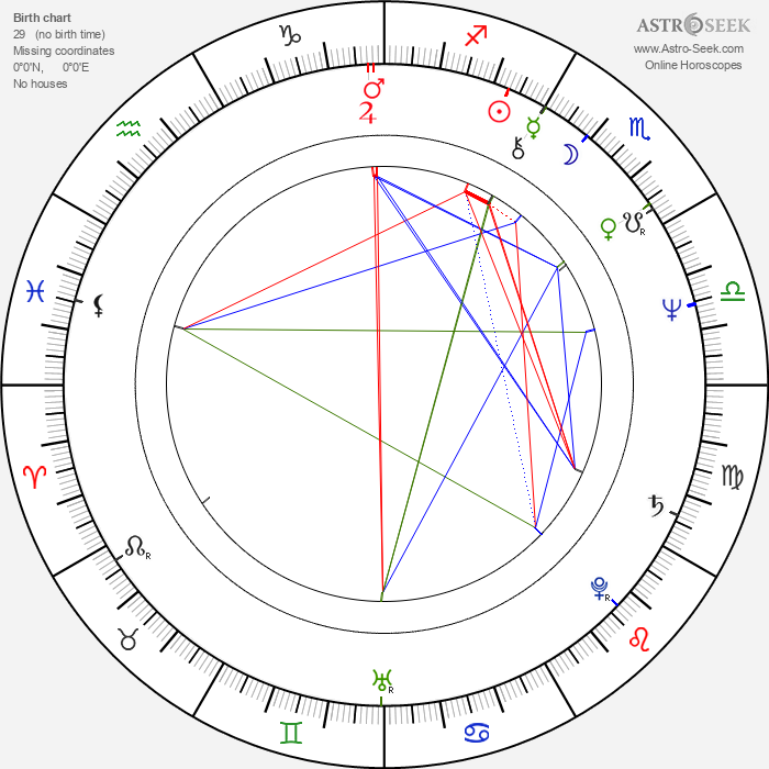 Pamela Collins - Astrology Natal Birth Chart