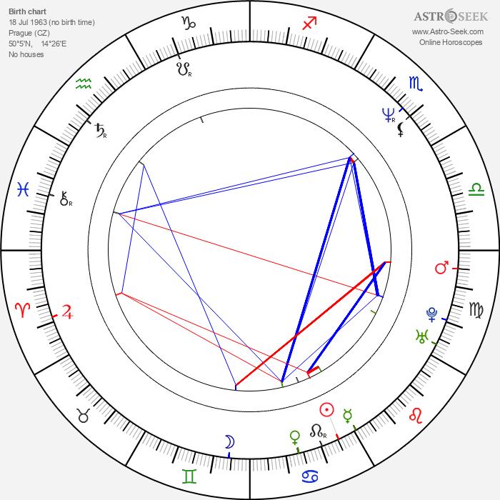 Pavel Bém - Astrology Natal Birth Chart