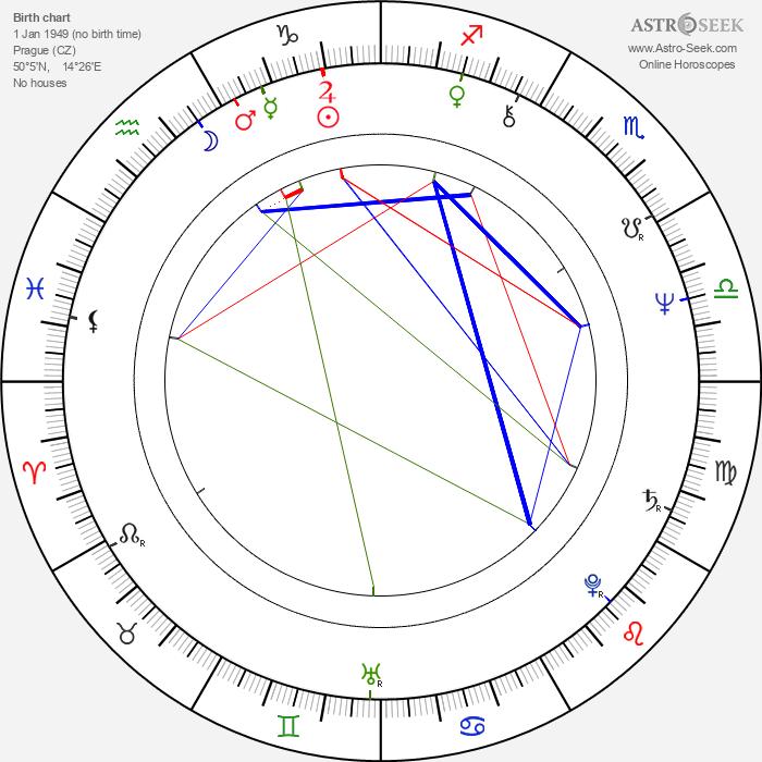 Pavel Kočí - Astrology Natal Birth Chart