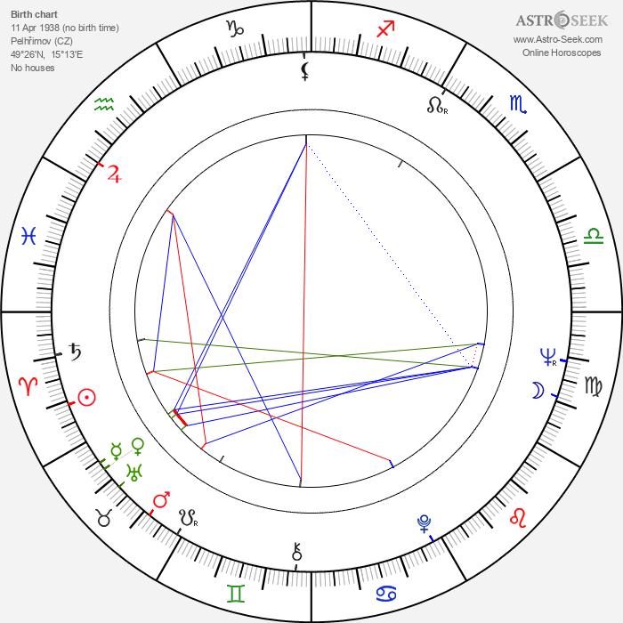 Pavel Pípal - Astrology Natal Birth Chart