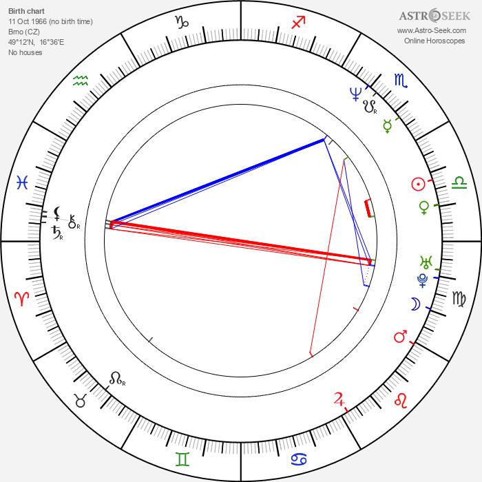 Pavel Řezníček - Astrology Natal Birth Chart