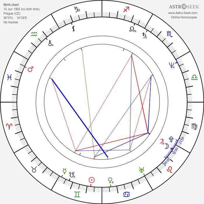 Pavel Vokoun - Astrology Natal Birth Chart