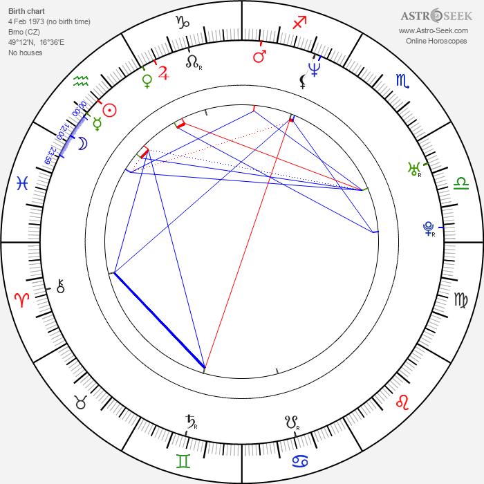 Petr Horký - Astrology Natal Birth Chart