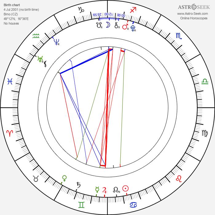 Petr Šimčák - Astrology Natal Birth Chart