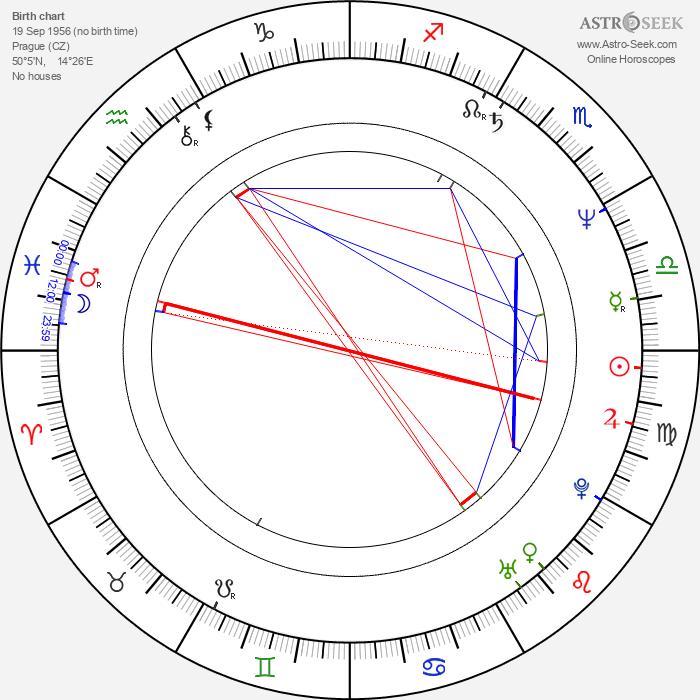 Petr Slavík - Astrology Natal Birth Chart