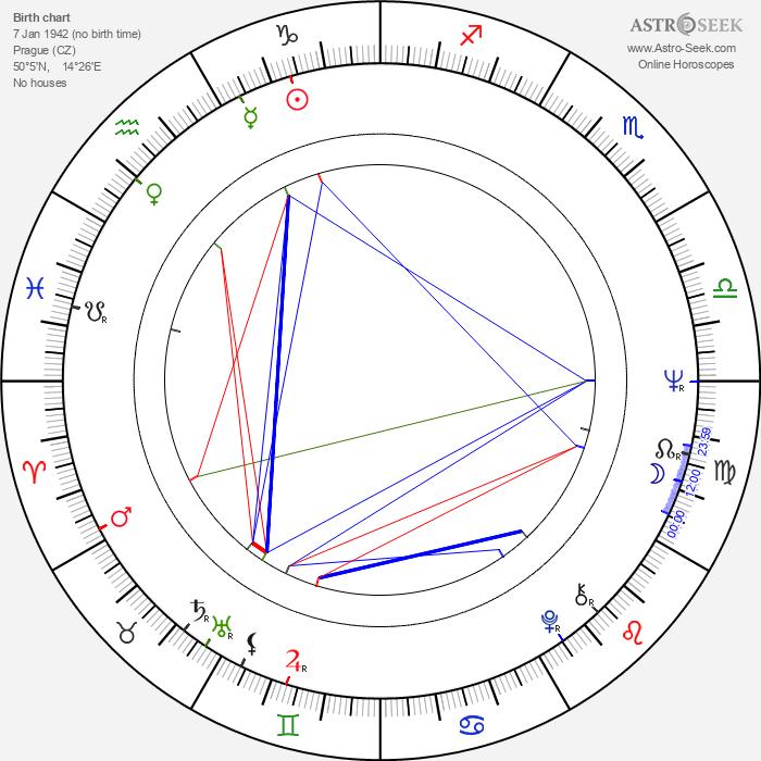 Petr Šporcl - Astrology Natal Birth Chart